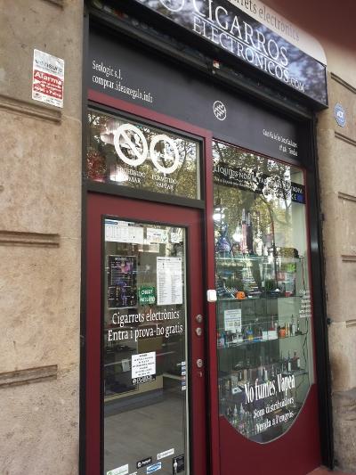 Comprar cigarrillos electrónicos en Barcelona